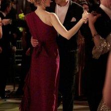 Lily (Kelly Rutherford) e il suo ex marito (William Baldwin) nell'episodio Ex-Husbands and Wives di Gossip Girl