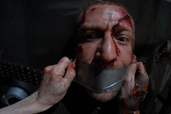 Matt Patresi in un'immagine dell'horror italiano Shadow