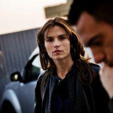 Stefania Montorsi e Elio Germano in un'immagine del film La nostra vita