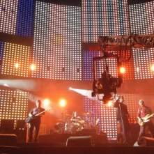 Un'immagine degli U2 dal film U2 3D