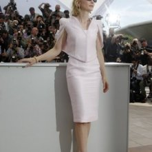 Cannes 2010: Cate Blanchett presenta Robin Hood.