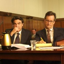 Peter Gallagher in una scena del film Adam