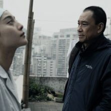 Scena del film Chongqing Blues