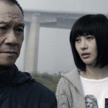 Una scena del dramma Chongqing Blues