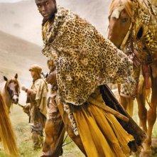 Steve Toussaint in una scena del film Prince of Persia: Sands of Time