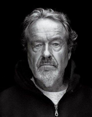 Un'immagine che ritrae Ridley Scott