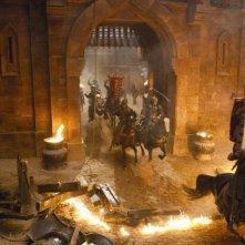 Un'immagine del film Prince of Persia: Le sabbie del tempo