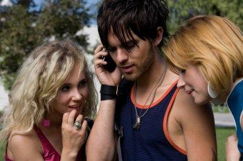 I giovani protagonisti di Kaboom, diretto da Gregg Araki