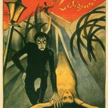 Locandina del film Il gabinetto del Dottor Caligari ( 1920 )
