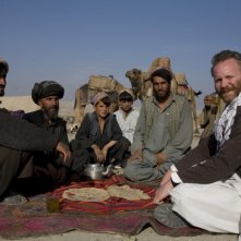Morgan Spurlock in un'immagine di Che fine ha fatto Osama Bin Laden?