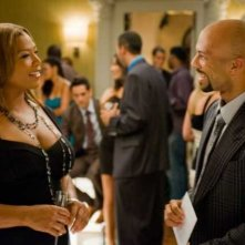 Queen Latifah e Common in un'immagine di Just Wright