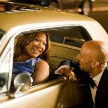Queen Latifah e Common in una scena di Just Wright