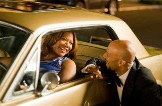 Queen Latifah e Common in una scena di Just Wright