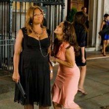 Queen Latifah e Paula Patton in una scena di Just Wright