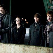 Un'immagine dei Volturi tratta dal film The Twilight Saga: Eclipse