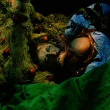 Una scena del film Reazione a catena di Mario Bava