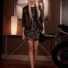 Jenny Humphrey (Taylor Momsen) nell'episodio Last Tango, Then Paris di Gossip Girl