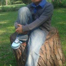 Una foto promozionale di Stephan Leonard Asanza