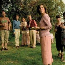 Una scena del film Tamara Drewe di Stephen Frears