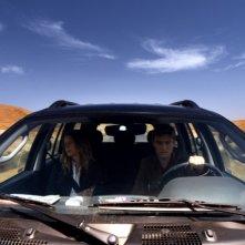 Asier Newman e Manuela Vellés in un'immagine del film Chaotica Ana