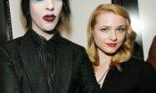 Marilyn Manson ed Evan Rachel Wood in Splatter Sisters