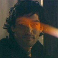 Primo piano di Nicolas Cazalé dal film Chaotica Ana