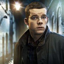 Russell Tovey è George in una immagine promozionale della seconda stagione di Being Human