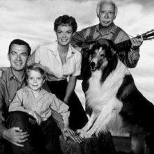 Lassie e la sua famiglia