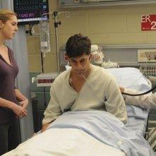 Peter Jacobson in una scena di The Choice dalla sesta stagione di Dr. House: Medical Division