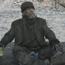 Robert Duvall in un'immagine del film The Road