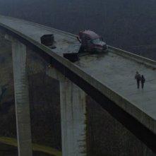 Una sequenza del film The Road