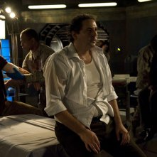 Jeremy Franklin (Mark Burgess) nell'episodio Sabotage di Stargate Universe