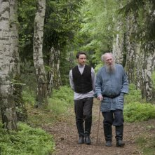 Christopher Plummer e James McAvoy in una scena di The Last Station