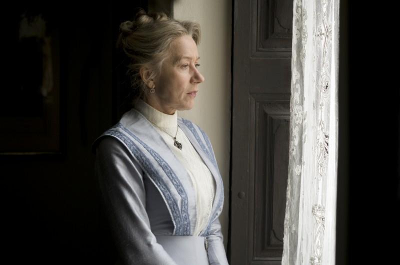 Helen Mirren Nell Ombra Per Il Film The Last Station 162711