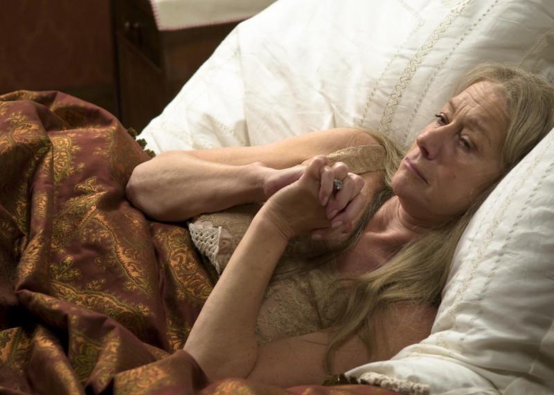 Helen Mirren Protagonista Femminile Del Film The Last Station 162713