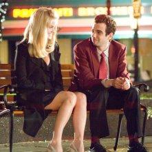 Jay Baruchel e Alice Eve nel film Lei è troppo per me