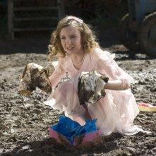 L'inafferrabile Celia (Taylor-Ritson) nel film Tata Matilda e il grande botto