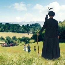 Un'immagine da cartolina per il fantasy Tata Matilda e il grande botto