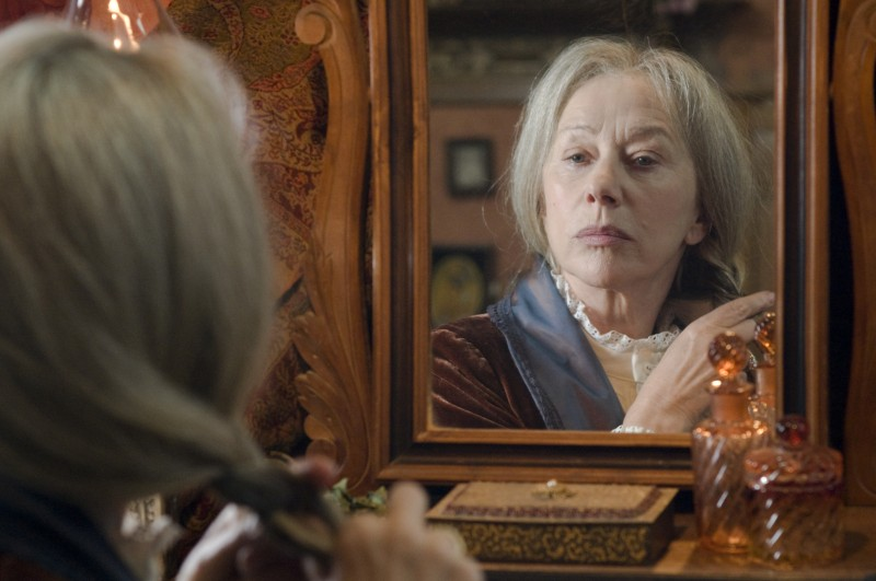 Un Immagine Di Helen Mirren Dal Film The Last Station 162715