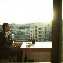 Saleh Bakri in un'immagine del film The Time That Remains