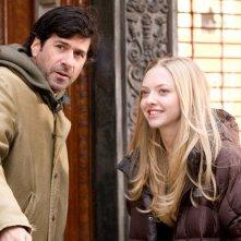 Gary Winick e Amanda Seyfried sul set del film Letters to Juliet