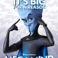 La locandina di Megamind