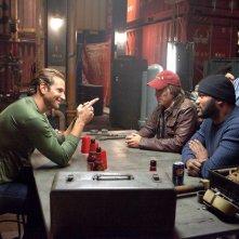 La squadra al completo in una sequenza del film The A-Team