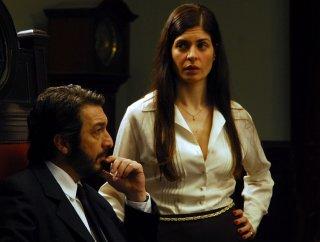 Ricardo Darín e Soledad Villamil in una scena del film Il segreto dei suoi occhi