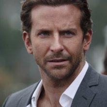 Un primo piano di Bradley Cooper nel film The A-Team
