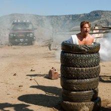 Una sequenza del film A-Team con Bradley Cooper