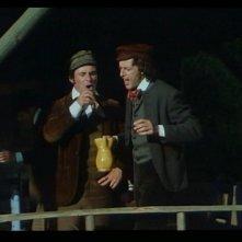 Antonio Orfanò in una scena del biopic televisivo Verdi regia di Renato Castellani