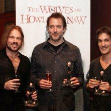 Domiziano Arcangeli premiato a Sidney nel 2010 per La casa dei manichini di carne