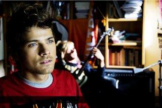 Emanuele Bosi, protagonista del film Una canzone per te