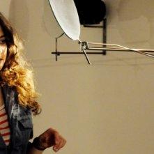 Esther Garrel in un'immagine del corto Armandino e il Madre